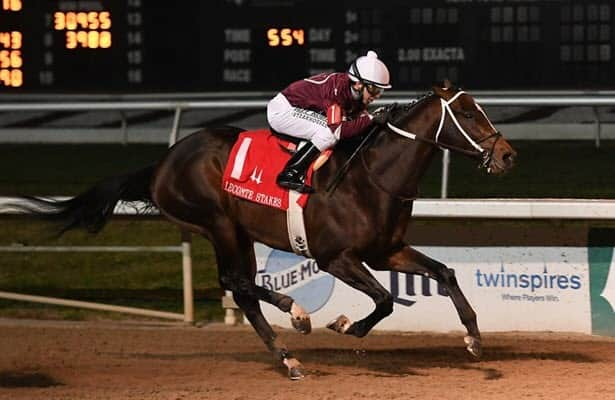 Derby Pedigrees: Is Midnight Bourbon a fighter?