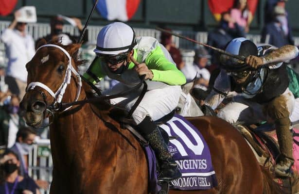 'Not another one like her': Monomoy Girl returns at Oaklawn
