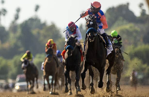 What will it take for a Kentucky Derby pace meltdown?