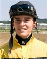 Jockey Sheldon Russell