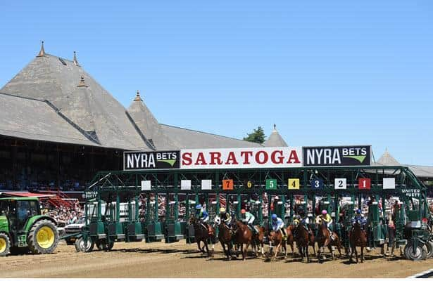 Louisville Equine Industry Program  leads to summer job at Saratoga