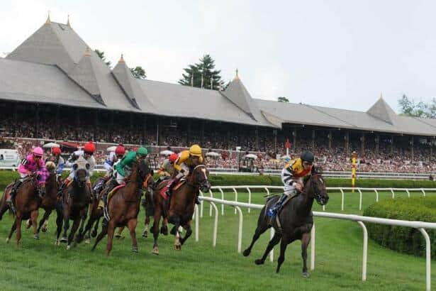 Key Biscayne hopes extra distance will key surprise in Saratoga Oaks