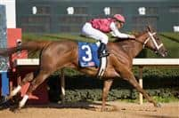 Seventh Street takes the Apple Blossom at Oaklawn - 2009