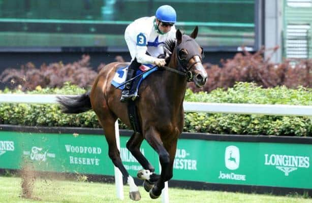 Tobys Heart looks to keep rolling in Wednesday's stakes debut