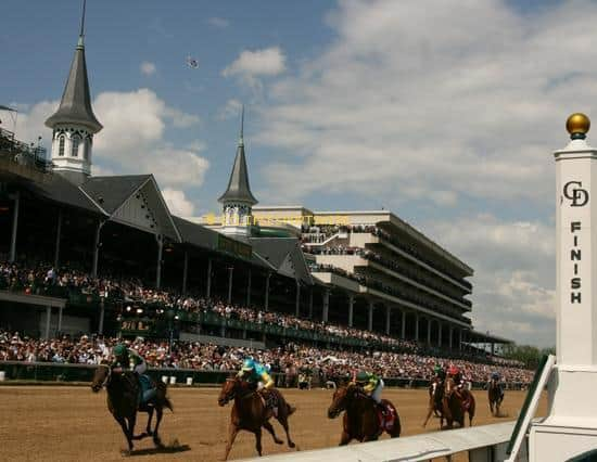 Is There a Derby Horse on Stars of Tomorrow Card?