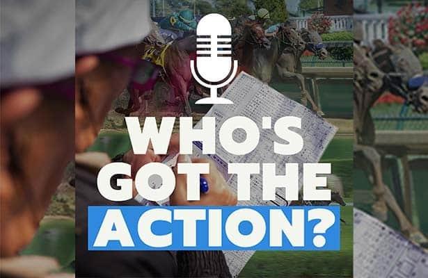 Who's Got the Action Podcast: NYRA linemaker David Aragona